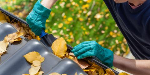 gutter cleaning and winterizing tips