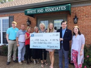 White & Associates Community Involvement