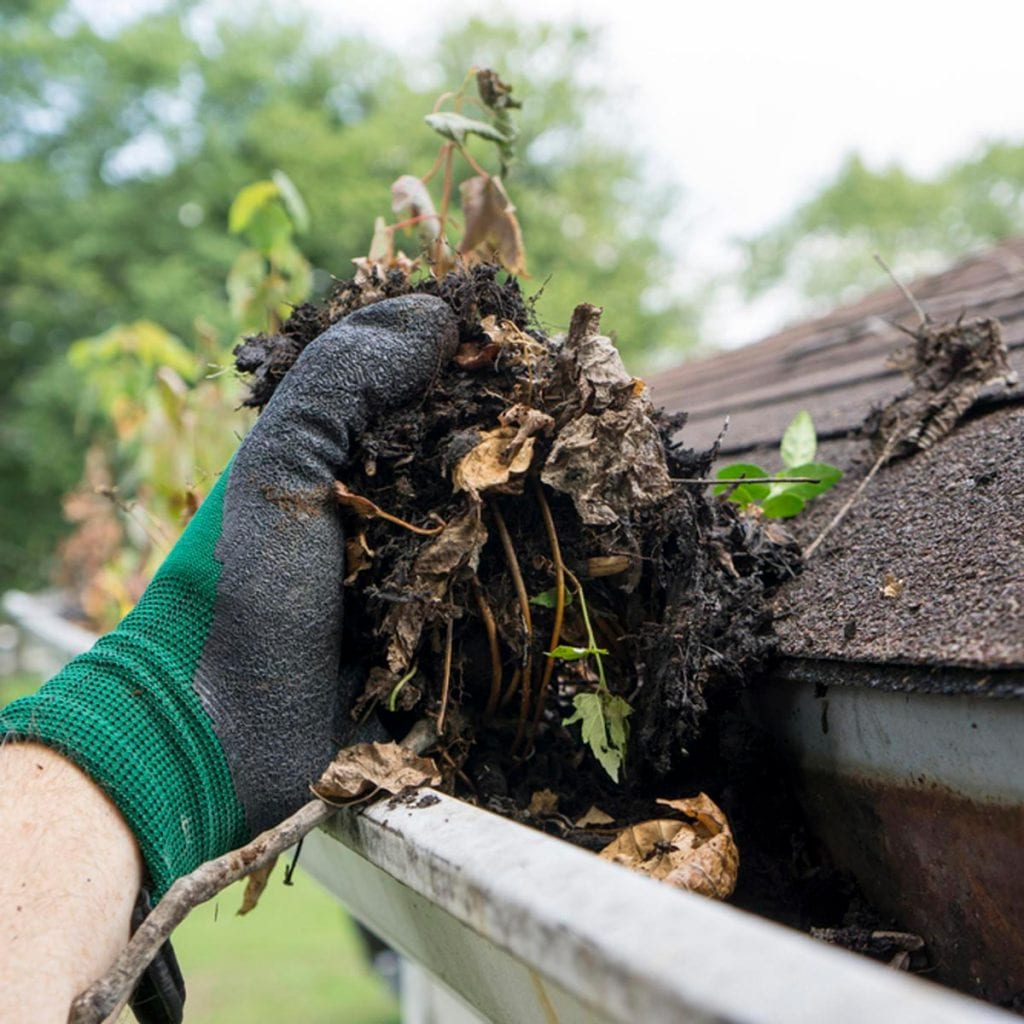homeowners gutters reminder